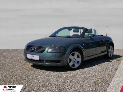 gebraucht Audi TT Roadster 1.8T 6-Gang, Leder, SHZ Xenon Klima