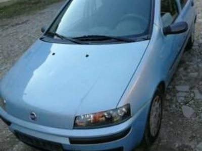 käytetty Fiat Punto 1.2 mit Klima TÜV NEU erster Hand