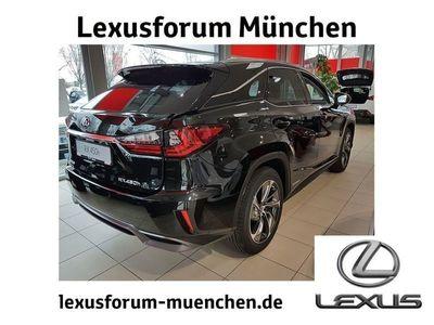 gebraucht Lexus RX450h Luxury Line Allrad E-Four **sofort**