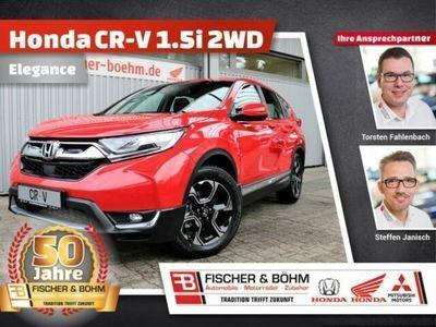 gebraucht Honda CR-V 1.5 Eleg.- 4 x Wartung-Winterräd.-Einparkh.