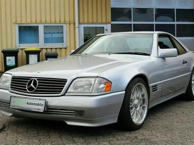 gebraucht Mercedes 300 SL24V·Leder·Tempomat·Sitzheizung·Hardtop
