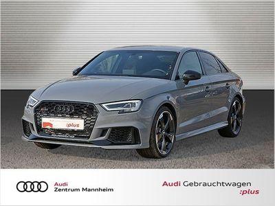 gebraucht Audi RS3 Limousine quattro S tronic LED Navi Leder GRA LM PDC