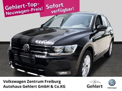 gebraucht VW Tiguan IQ.DRIVE 4MOTION 2.0 TDI BMT Navi ACC Parklenkass. Allrad Fernlichtass.