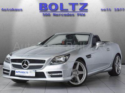 gebraucht Mercedes SLK200 BE AMG L. Navi Leder BiX ILS