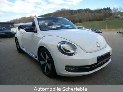 "gebraucht VW Beetle Cabriolet ""60´s"" Sport Automatik/Navi/Led"