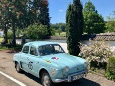 gebraucht Renault Dauphine Gordini sehr seltene Gordini Version, H