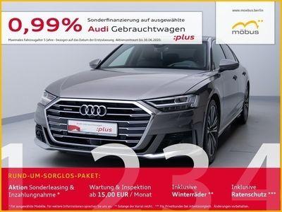 gebraucht Audi A8 50 TDI quattro 210 kW (286 PS) tiptronic