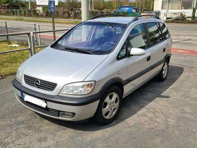 gebraucht Opel Zafira 1.8