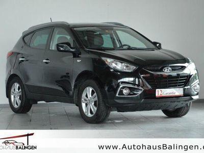 used Hyundai ix35 2.0 2WD Automatik Style 1.Hand|4xSHZ|PANO|N