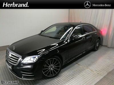 gebraucht Mercedes S560 Le AMG Plus,Distronic,HUD,Sitzklima