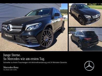 gebraucht Mercedes GLC250 4M AMG,LED,AHK,PTS,20´AMG,Navi-Zubehör