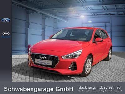 used Hyundai i30 1.4 Klima Benzin