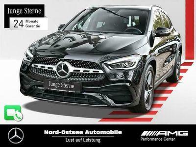 gebraucht Mercedes GLA200 AMG-Line LED Kamera MBUX 7G-DCT Tempo