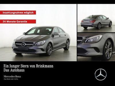 gebraucht Mercedes CLA200 Coupé URBAN/LED/NAVI/SHZ/AUTOM Navi