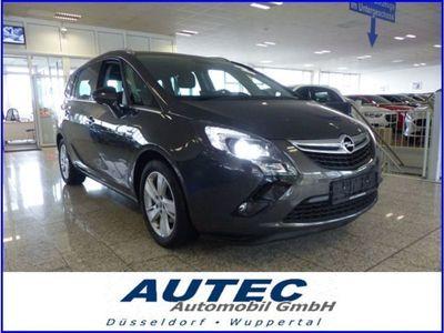 gebraucht Opel Zafira Tourer Innovation 1.6 CDTI 7-Sitzer AHK