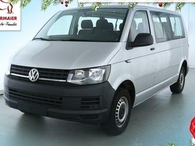 gebraucht VW T6 Kombi 2.0TDI LR 150PS 9SITZE NAVI.SITZHZG.PDC