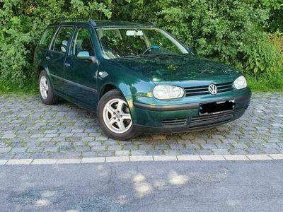 gebraucht VW Golf IV 1.9 TDI 90 PS TÜV 2023
