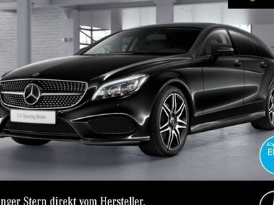 gebraucht Mercedes CLS400 Shooting Brake AMG 360° Airmat Stdhzg Multibeam SHD