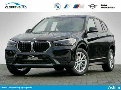 gebraucht BMW X1 sDrive18i Advantage DAB LED RFK Navi Shz -