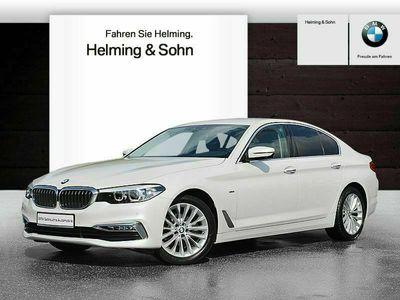 gebraucht BMW 520 d Head-Up HiFi Navi AHK LED Leder
