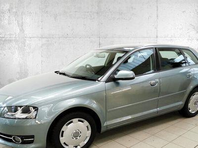 gebraucht Audi A3 Sportback Attraction 1.4 TFSI Climatronic Alu Stoff