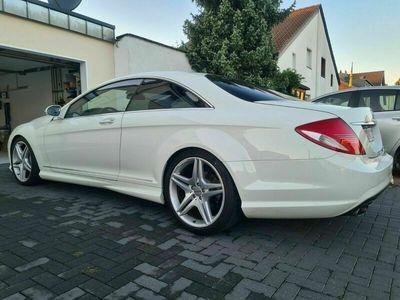 gebraucht Mercedes CL500 mit LPG im TOP ZUSTAND