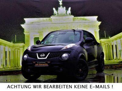 käytetty Nissan Juke 1.6 TURBO Pure Black NAVI 1-HAND HU/AU NEU