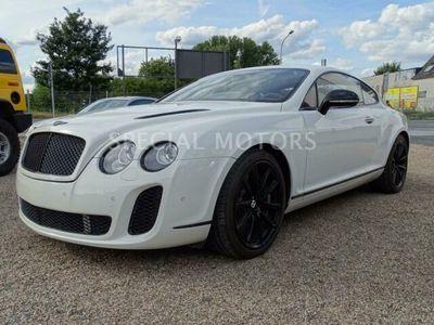 gebraucht Bentley Continental Supersports -Keramik,Carbon,Naim,Key