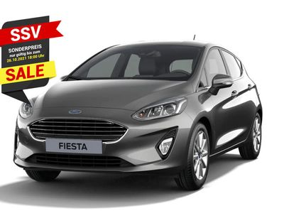 gebraucht Ford Fiesta 1.0 EcoBoost 100 Titanium LED Nav in Kehl