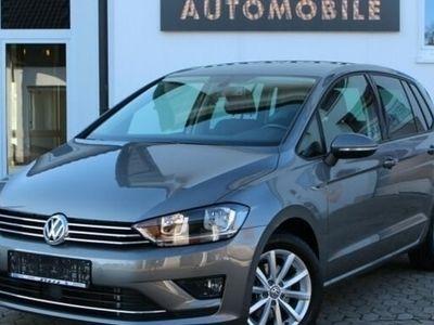 gebraucht VW Golf Sportsvan Lounge 1,6 TDI DSG AHK ACC SHZ