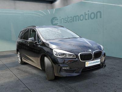 gebraucht BMW 218 218 i Sport Line NAVI+LED+PDC+KAM+SHZ
