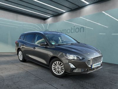 gebraucht Ford Focus Focus1.0 EcoBoost Titanium StartStopp EURO 6d