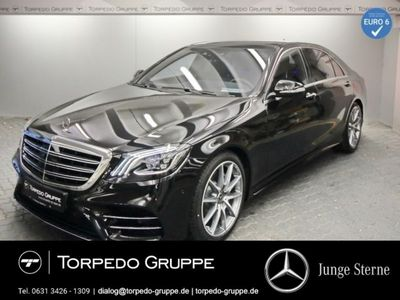 used Mercedes S350 d 4MATIC Limousine lang