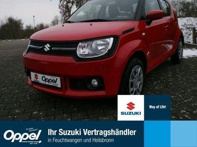brugt Suzuki Ignis 1.2 5D M/T CLUB Klima/MP3/getönte Scheiben