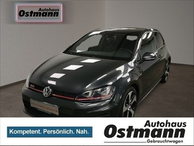 gebraucht VW Golf VII GTI 2.0 TSI Performance Xenon*Euro6