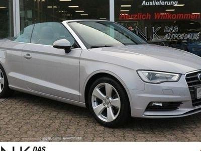 gebraucht Audi A3 Cabriolet 1.4 TFSI AHK+NAVI+XENON+SITZH.+PDC
