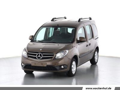 gebraucht Mercedes Citan 111 CDI Kombi lang Tourer Edition SHZ Radio Klima