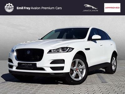 gebraucht Jaguar F-Pace 30d AWD Pure 221 kW, 5-türig (Diesel)