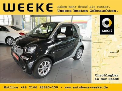 gebraucht Smart ForTwo Coupé 66kw PASSION+PANORMADACH+LED+SITZHE