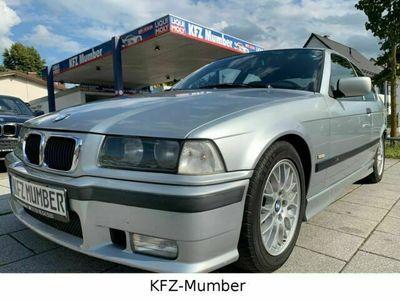 gebraucht BMW 323 Compact E36 ti Exclusiv Individual M-Paket als Sportwagen/Coupé in Laupheim