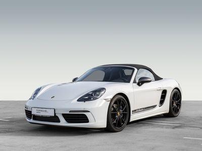 gebraucht Porsche 718 Boxster T PDK Sportabgasanlage Sportfahrwerk