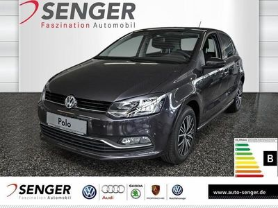 gebraucht VW Polo ALLSTAR BlueMotion Technology 1,0 l 44 kW (