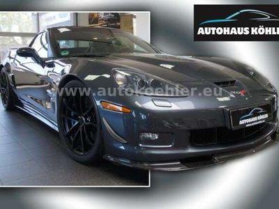 gebraucht Corvette ZR1 ZR 1 C6 ZR 1 Carbonpaket Centennial Edition TOP!