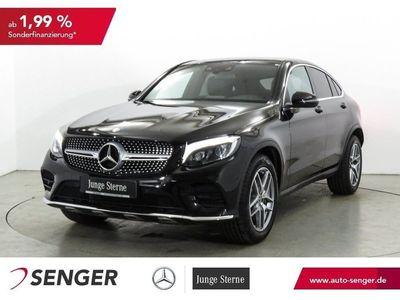 gebraucht Mercedes GLC250 4M Coupé AMG Line Navi LED-ILS Head-Up