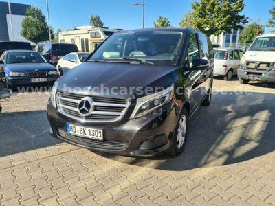 gebraucht Mercedes V200 V -Klasse V 220 CDI/BT/d AVANTGARDE