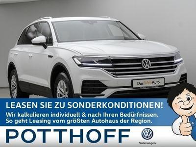 gebraucht VW Touareg V6 3.0 TDI BMT LUFT LEDER AHK Navi LaneA