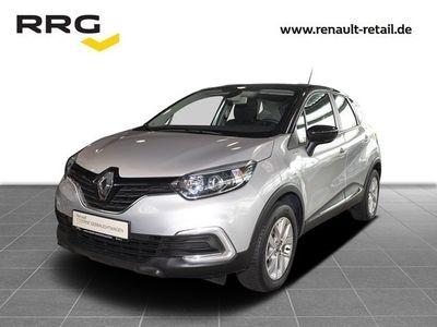 gebraucht Renault Captur 0.9 TCe 90 LIMITED Ganzjahresreifen, Navi