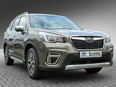 gebraucht Subaru Forester 2.0ie Lineartronic Active e-BOXER MJ 2020 EYE-SIGHT