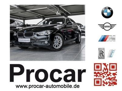 käytetty BMW 316 d Limousine LED Navi Keyless LED-hinten LED-Tagfah