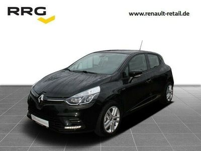 gebraucht Renault Clio IV IV 1.2 16V 75 Limited Navi + Panoramadach!!